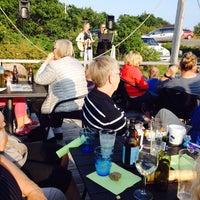 Photo taken at Sandvik Gästhamn by Maria T. on 7/13/2015