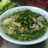 Photo taken at Hủ Tiếu Tàu Cao by Phi D. on 6/14/2014