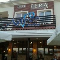 3/29/2013 tarihinde Bekir A.ziyaretçi tarafından Adres Balık Restoran'de çekilen fotoğraf