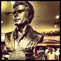 Photo taken at David Copperfield - MGM by Elisa N. on 6/15/2013