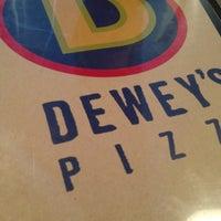 Photo taken at Dewey's Pizza by Bob W. on 1/16/2013