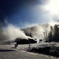 Photo taken at Bretton Woods by k r y s t a l on 1/18/2013