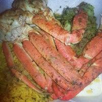 Photo taken at Cafe Nostalgia Tasty Seafood by Upenzi on 12/20/2013
