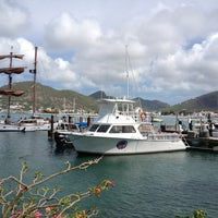 Photo taken at Robinson Speed Boat Charters & Cruise Excursions Sint Maarten by Mike P. on 5/16/2013
