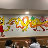 Снимок сделан в Xi'an Famous Foods пользователем Jesse L. 6/8/2018