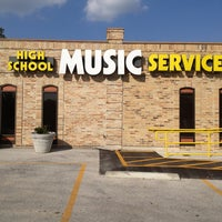 Photo taken at High School Music Service Inc by Dennis F. on 4/1/2013