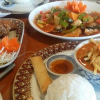 Photo taken at Anchalee Thai by Diane P. on 3/4/2015