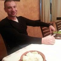 Photo taken at Restoran Mihajlovic by Milica D. on 4/13/2013