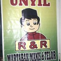Photo taken at Martabak Unyil by Regan R. on 3/29/2013