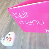 Photo taken at Blo Blow Dry Bar by SocialMedia305 on 12/1/2012