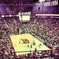 Photo taken at Thomas & Mack Center by Kane C. on 12/23/2012