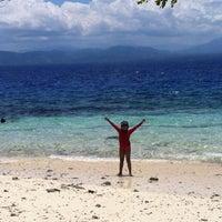 Photo taken at Waniban Island, Mati by A-an A. on 5/4/2014