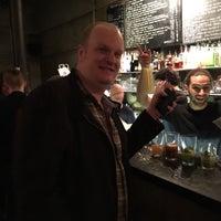 Photo taken at Frevd Bar by Thomas M. on 3/14/2015