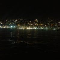 Photo taken at Molo di Sopraflutto Sannazzaro (Molo Luise) | Porto di Napoli by Sinan ö. on 9/5/2013