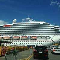 Photo taken at Port Everglades by CJ L. on 3/9/2013
