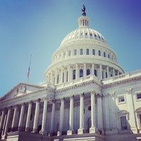 Photo taken at U.S. Senate by Michael C. on 4/20/2013