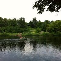 Снимок сделан в Парк Куопио (Финский парк) пользователем ntati 6/7/2013