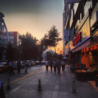 Photo taken at Ankara by Bruno B. on 6/21/2013