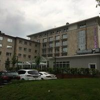 Das Foto wurde bei Mercure Hotel Dortmund Centrum von Bruno B. am 5/7/2017 aufgenommen