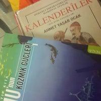 Photo taken at Ayrıntı Kitapevi by Gülay B. on 6/13/2017