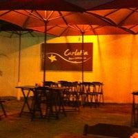 Photo taken at Carlotta - bar e restaurante by Fabio A. on 10/17/2012