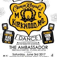 Photo taken at The Ambassador / Club Klymaxx by Rail D. on 6/4/2017