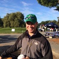 Photo taken at Crystal Lake Golf Club by Chris M. on 9/13/2014