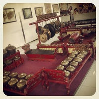 Photo taken at Museum Mpu Tantular by Mohammad S. on 6/30/2013