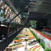 Photo taken at Nori Nori Japanese Buffet by Matthew S. on 3/24/2013