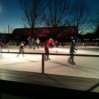 Photo taken at Devon Energy Ice Rink by Sasha Nícolas on 12/20/2012