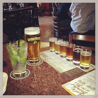 Photo taken at Gordon Biersch by Oscar R. on 6/29/2013