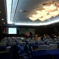 Photo taken at Hotel Grand Setiakawan by Farid i. on 3/30/2013