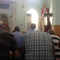 Photo taken at Muharremşah Köyü Camii by Erhan Ş. on 8/2/2013