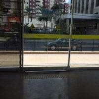 Photo taken at BRT Move - Estação Ouro Minas by Jota M. on 3/18/2014