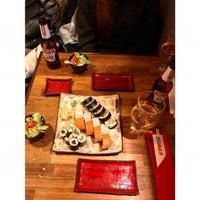 Снимок сделан в Oto Sushi пользователем Patricia A. 12/29/2017