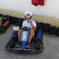 Photo taken at Kartódromo Internacional de Palmela by Adriano C. on 4/14/2013