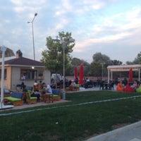 Photo taken at Neva Çay Bahçesi by Bayram Ü. on 6/30/2013