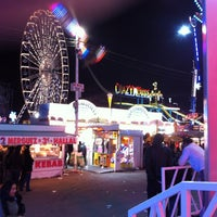 Photo taken at Foire du Trône by El Mehdi B. on 4/1/2013