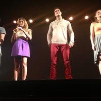 Photo taken at Teatro Folha by Pedro N. on 7/7/2013