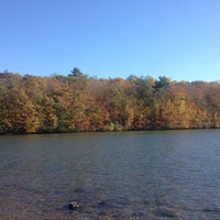 Photo taken at Green Turtle Lake by Michael C. on 10/21/2013
