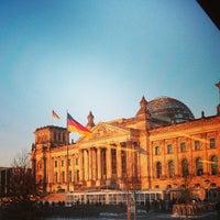 Foto scattata a Reichstag da Frank N. il 3/13/2013