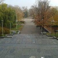 Снимок сделан в Парк Лазаря Глобы пользователем Stanislav K. 10/30/2013