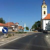 Photo taken at Kistelek by Dániel B. on 5/4/2013