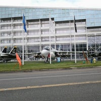 Photo taken at Museum of Flight Gift Shop by Smoothy S. on 5/29/2014