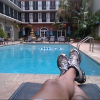 Photo taken at Four Points by Sheraton French Quarter by Smoothy S. on 5/23/2013