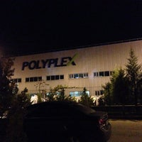 Photo taken at Polyplex by Ali Ç. on 11/27/2013