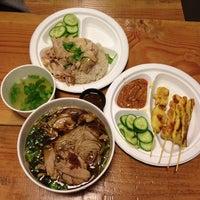 Foto scattata a J&T Thai Street Food da Beaching C. il 4/7/2013
