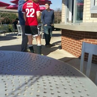Photo taken at Chick-fil-A 59 & West Airport DTO by Sam O. on 2/6/2016