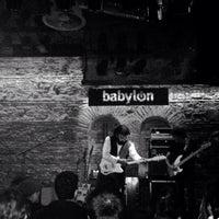 5/9/2013 tarihinde Fulya M.ziyaretçi tarafından Babylon'de çekilen fotoğraf
