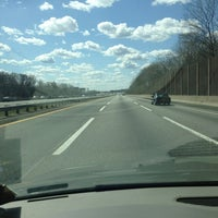 Photo taken at New Jersey Turnpike - Port Reading by MaryKate H. on 3/30/2013
